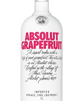 Absolut - Grapefruit Vodka