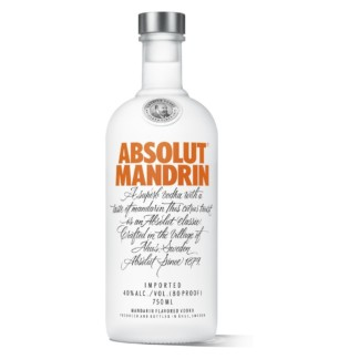 Absolut - Mandrin Vodka