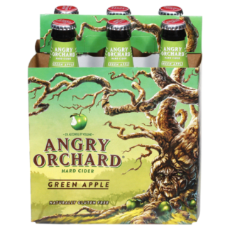 Angry Orchard – Green Apple Hard Cider