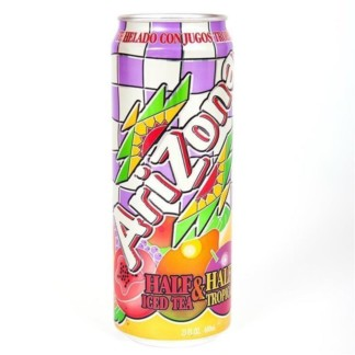 Arizona  Half Iced Tea & Half Tropical