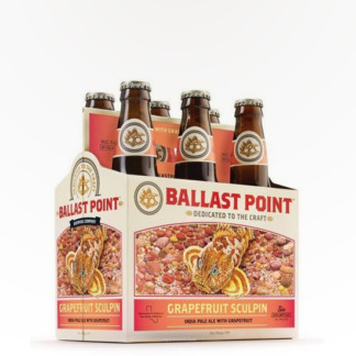 Ballast Point - Grapefruit Sculpin Ipa