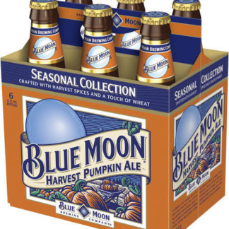 Blue Moon – Seasonal Winter Abbey Ale Specialty Beer