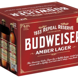 Budweiser - American Red Lager