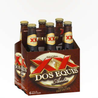 Dos Equis – Mexican Amber Lager