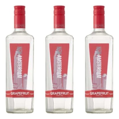 New Amsterdam – Red Berry Flavored Vodka