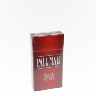 Pall Mall 100s – Red Pack