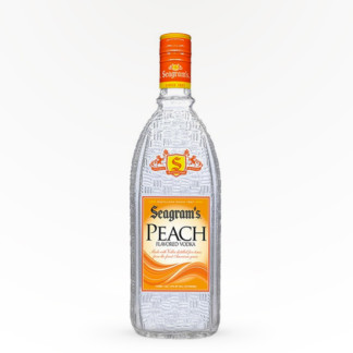 Seagram's Peach – Flavored Vodka
