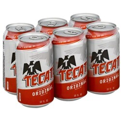 Tecate – Mexican Lager