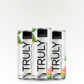 Truly – Spiked & Sparkling Grapefruit & Pomelo