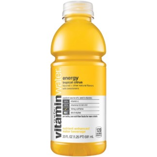 VitaminWater Energy - Tropical Citrus