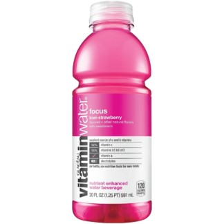 VitaminWater Focus - Kiwi-Strawberry