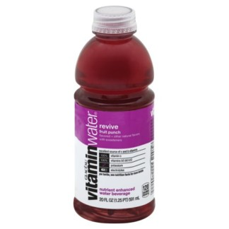 VitaminWater Revive - Fruit Punch