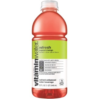 Vitamin Water Tropical Mango
